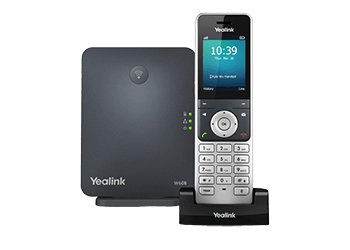 Yealink W60P and W56H IP Handset